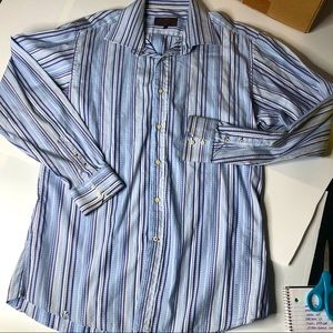 Dragonfly Mens Casual XXL Button Up Shirt